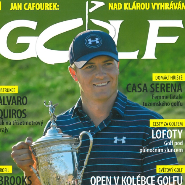 download časopis GOLF